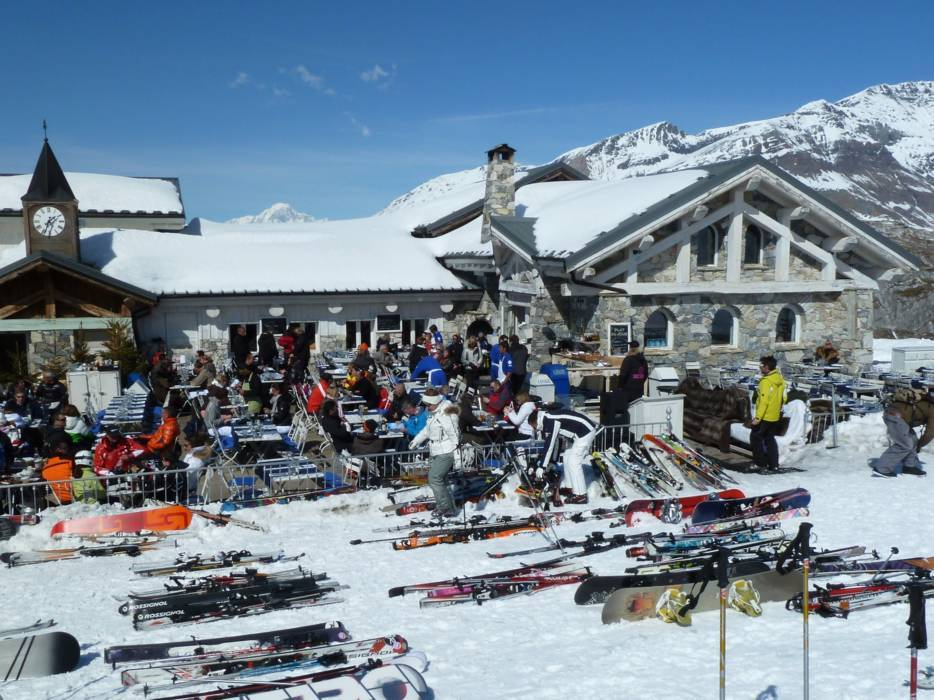 Domaine skiable tignes val d 39 is re station de ski tignes - Hotel diva tignes val claret ...