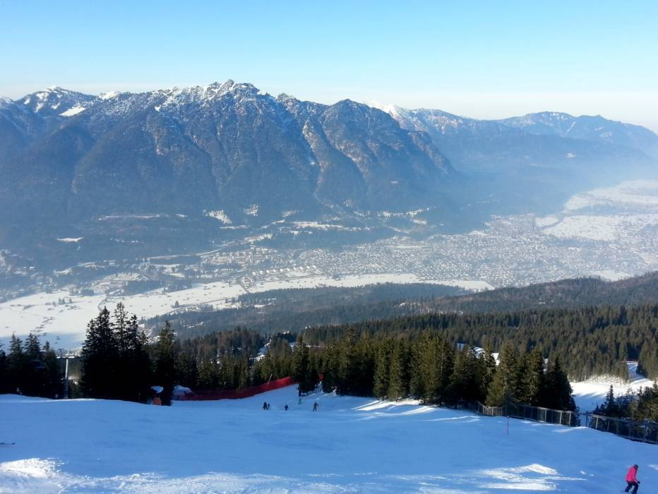 Pistes garmisch classic garmisch partenkirchen pistes - Garmisch partenkirchen office du tourisme ...