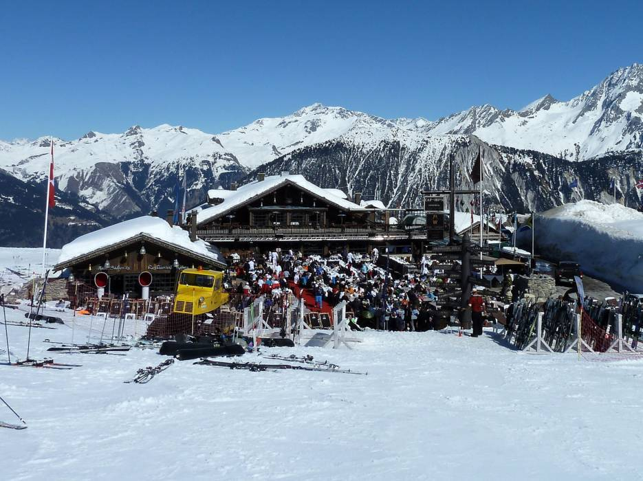 Domaine skiable les 3 vall es val thorens les menuires m ribel courchevel station de ski les - Office du tourisme courchevel 1850 ...