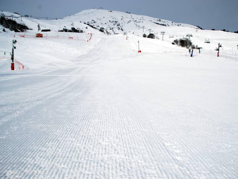 Station de ski la toussuire les sybelles webcam