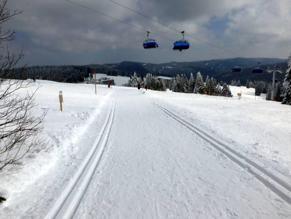 location chalet ski feldberg