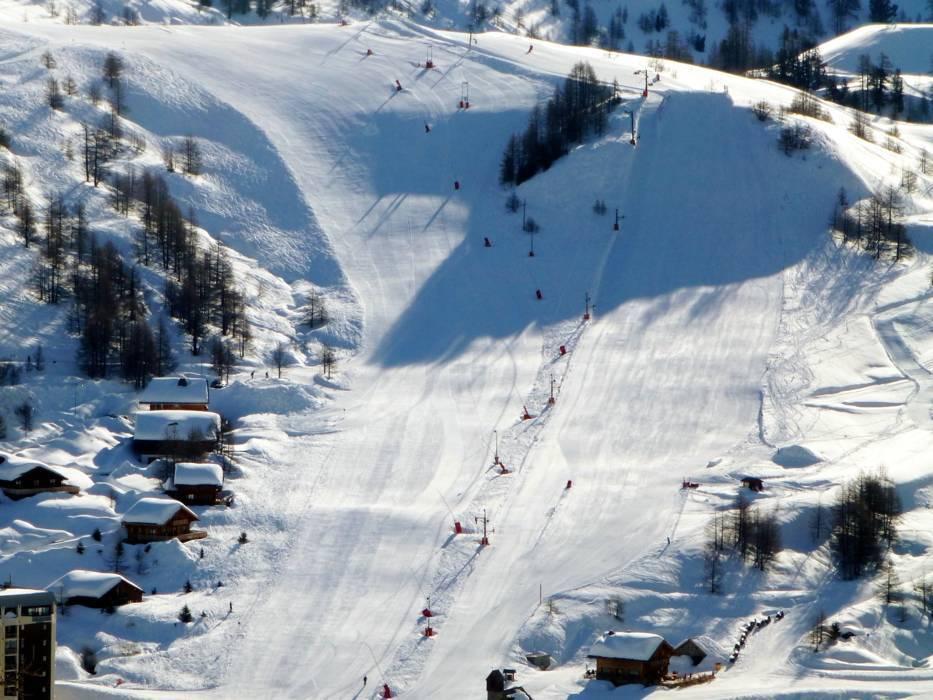 Pistes isola 2000 pistes de ski isola 2000 - Isola 2000 office de tourisme ...