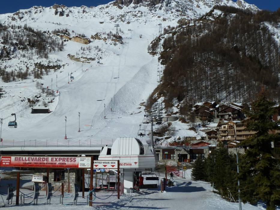Remont es m caniques tignes val d 39 is re remont es tignes val d 39 is re - Office du tourisme val d isere ...