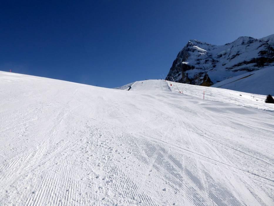 Domaine skiable kleine scheidegg m nnlichen grindelwald wengen station de ski kleine - Office du tourisme wengen ...