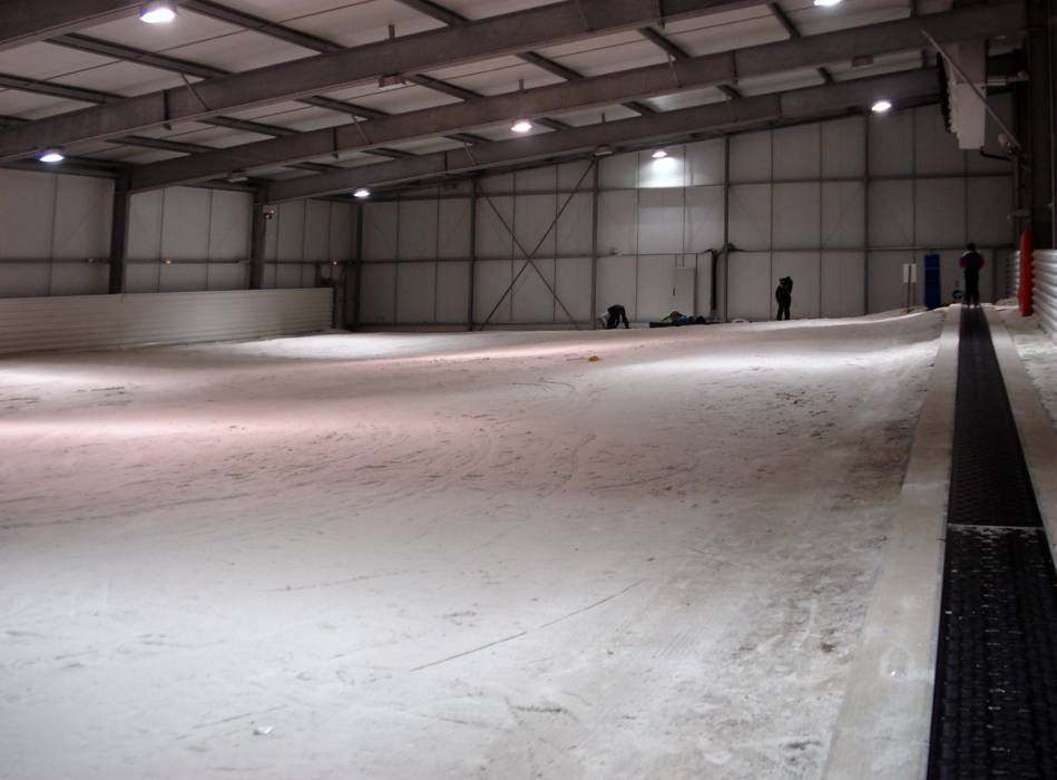 Ski d me amn ville les thermes snowhall station de ski for Amneville les thermes piscine