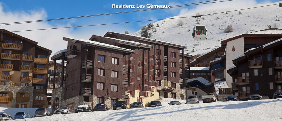 Pierre vacances paradiski plagne arc les coches - Office du tourisme bourg saint maurice ...