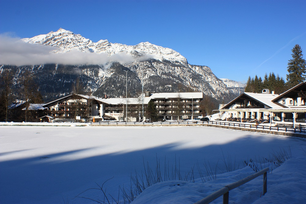 Riessersee hotel resort garmisch partenkirchen - Garmisch partenkirchen office du tourisme ...
