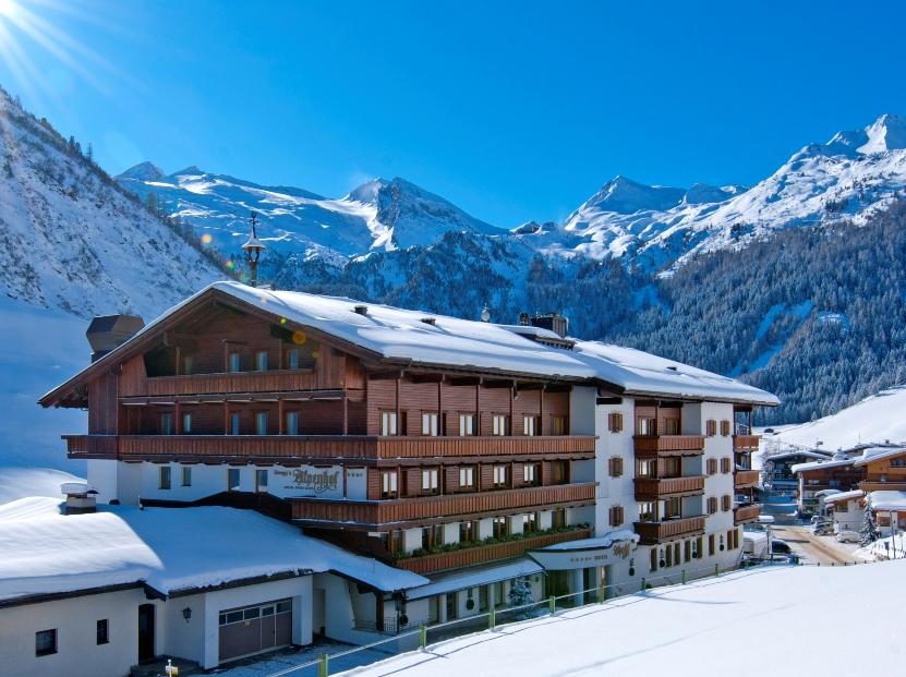 Hotel alpenhof tux zillertal for Design hotel zillertal